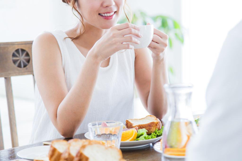 健康のために腹八分目を意識しましょう